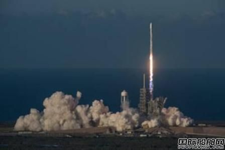 Inmarsat发射第四颗全球Xpress卫星