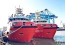 振华重工一天交付两艘油田守护供应船