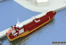 吉宝新满利获2+3艘小型LNG船订单
