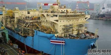 马士基钻井1艘超深水钻井船获续租