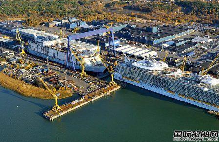 上周全球新船订单量大幅下跌