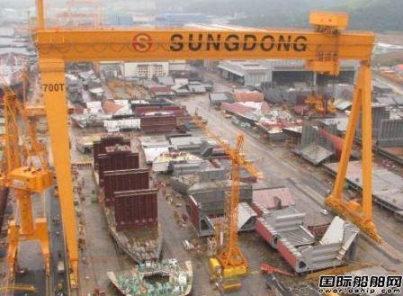城东造船获5+2艘阿芙拉型油船订单