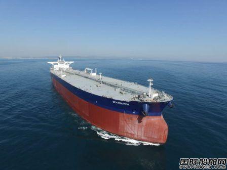Thenamaris接收一艘新造VLCC