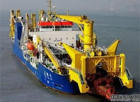 商务部发文限制出口大型挖泥船