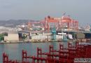 现代重工前五月新船订单大增500%