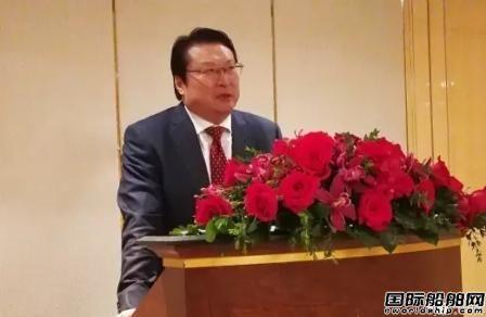 胡问鸣香港拜见9家船东机构