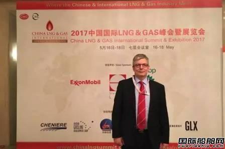Patrick Janssens:作LNG方案解决专家