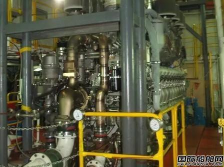 沪东重机推出MTU新型系列船用高速机首型机