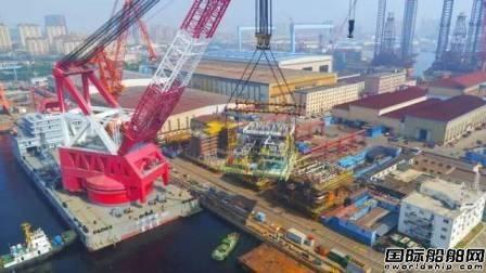 大连中远船务打造FPSO改装精品工程
