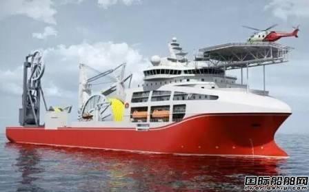 武船接获新型深潜水工作母船订单