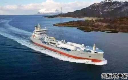 Terntank携中航鼎衡化学品船联合国发表演讲
