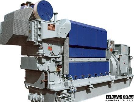 MAN为新造海上风场服务船配套发电机组