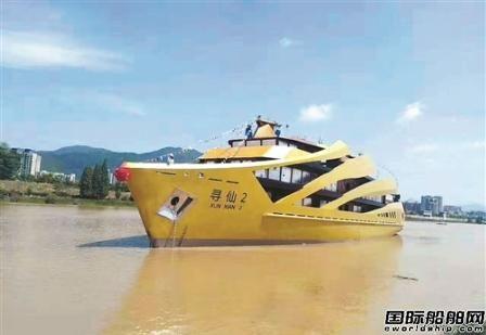 台州船企正走在供给侧转型新路上