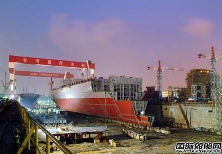 台船有望获五年来最大一份散货船订单