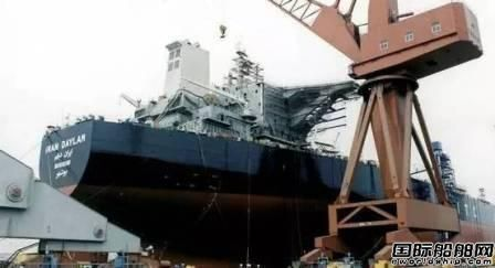 伊朗国油关注解除制裁后首份VLCC订单