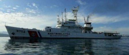 一艘货船在马六甲海峡沉没两人失踪