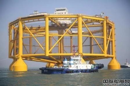 武船智能渔场装船装运作业再创多项世界第一