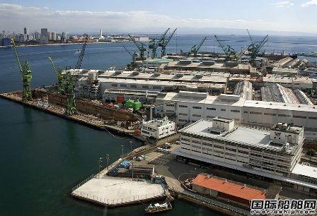 订单枯竭给日本船企带来巨大挑战