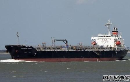 一艘3万吨化学品船越南海域搁浅