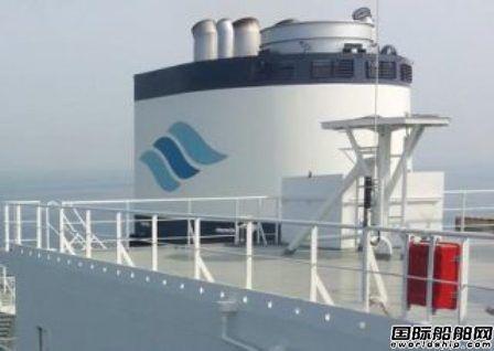 GasLog Partners收购一艘17万立方米LNG船