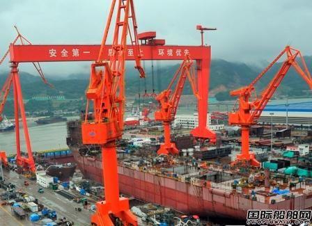马尾造船将交付国内首艘出口型饱和潜水支持船