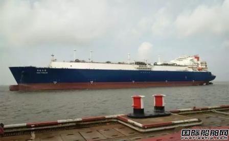 沪东中华三艘船完成三大节点