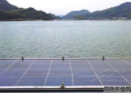 EMP船用太阳能动力系统获新加坡船东合同