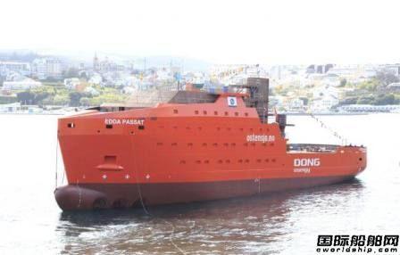 首艘西班牙船厂建造SOV成功下水