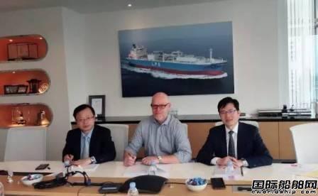 江南造船确认获Petredec四艘VLGC订单