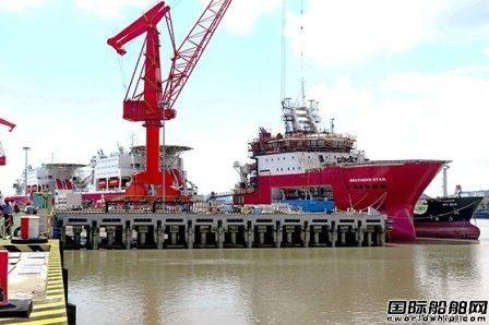 上周全球新船订单量下跌