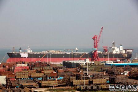 外媒预测:中国造船业未来前景光明