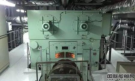 瓦锡兰变频轴带发电机获船东青睐