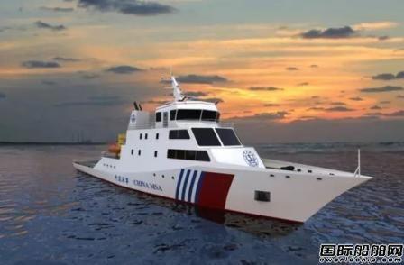 七O八所中标危险品应急指挥船设计项目