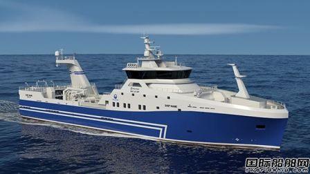 罗罗获艉拖网渔船设计及配套合同