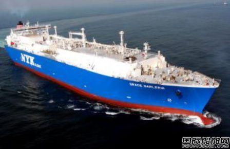 365bet官网与九州电力臻LNG运输合干