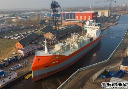 Alewijnse为Eureka航运2艘新船配套电力系统