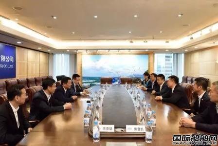香港中远海运与大连海事大学签署战略合作协议