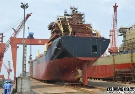 扬子江船业股价半年飙升45%