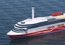 Deltamarin获厦船重工邮轮型客滚船设计合同