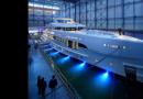 荷兰建造全球首艘混合动力快速排水型游艇