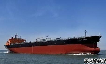 大韩造船获6+2艘LR2型成品油船订单