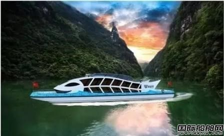 川船重工接获9艘系列旅游船订单