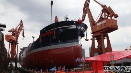 广船国际荔湾厂区搬迁倒计时