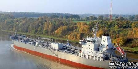 韩进重工获2+2艘LR2型成品油船订单