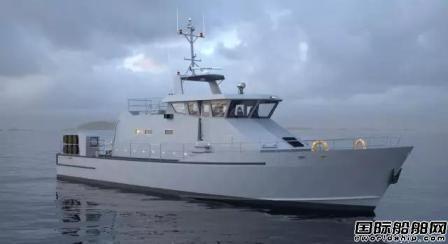 达门与美国船厂合建13艘巡逻艇