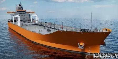 舟山中远船务113K项目设计实现重要突破