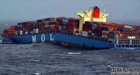 吓一跳!近年海上损失集装箱数量调查