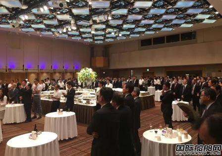 青岛双瑞日本举办USCG型式认可证书取得发布会