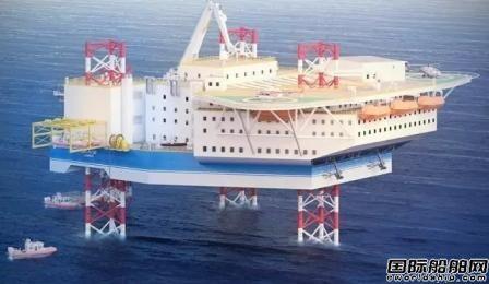 中船现代接获海工平台应急发电机组合同