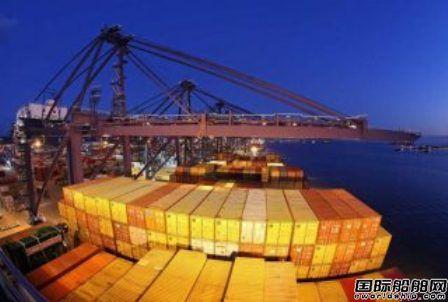 亚洲-地中海航线集运运价持续坚挺